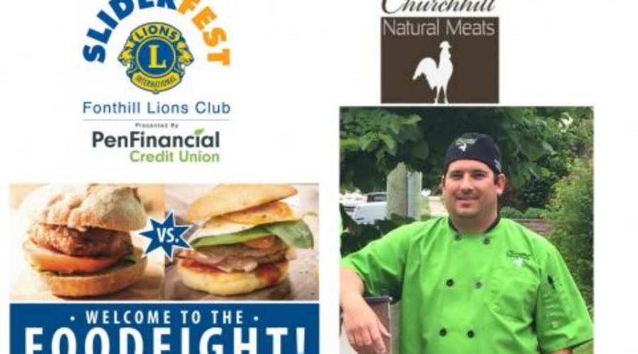 Meet our SLIDERFEST 2018 Chefs: Chef Raymond Haymes of Churchhill Natural Meats